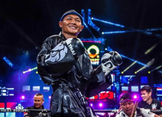 Saenchai faces Javad Bigdeli at Thai Fight Nakhon Si Thammarat