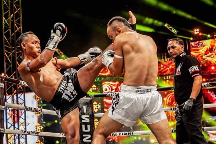 Saenchai takes on Valerii Abramenko at Fight Night Dubai