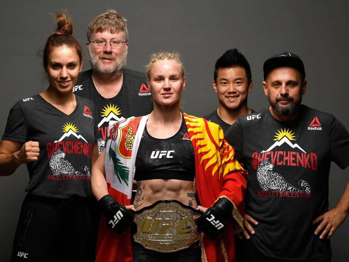UFC 238: Valentina Shevchenko defends against Jessica Eye in Chicago