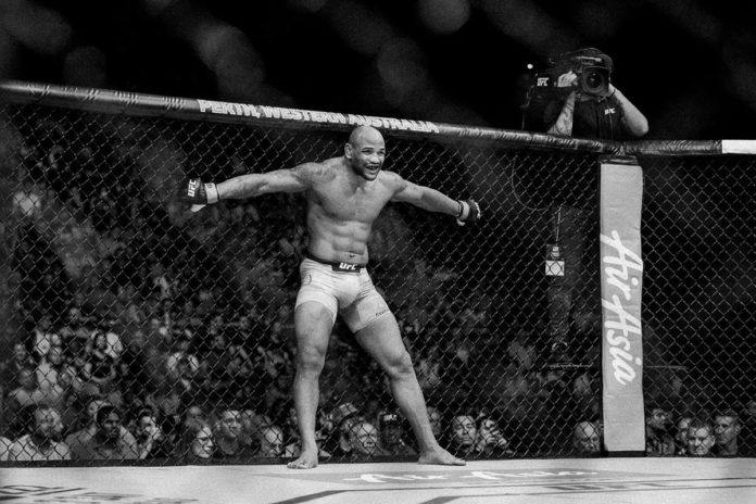 Yoel Romero faces Ronaldo Souza at UFC Fight Night rematch