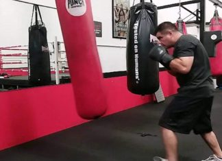 Boxing training tips from Bobby Mayne aka Boxrite