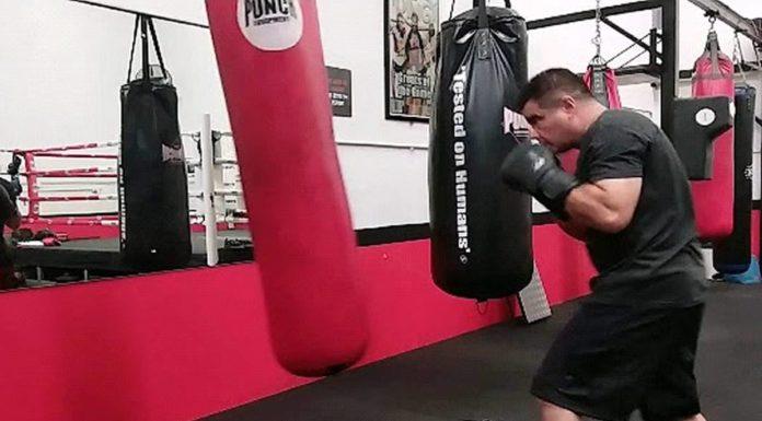 Boxing training tips from Bobby Mayne aka Boxrite