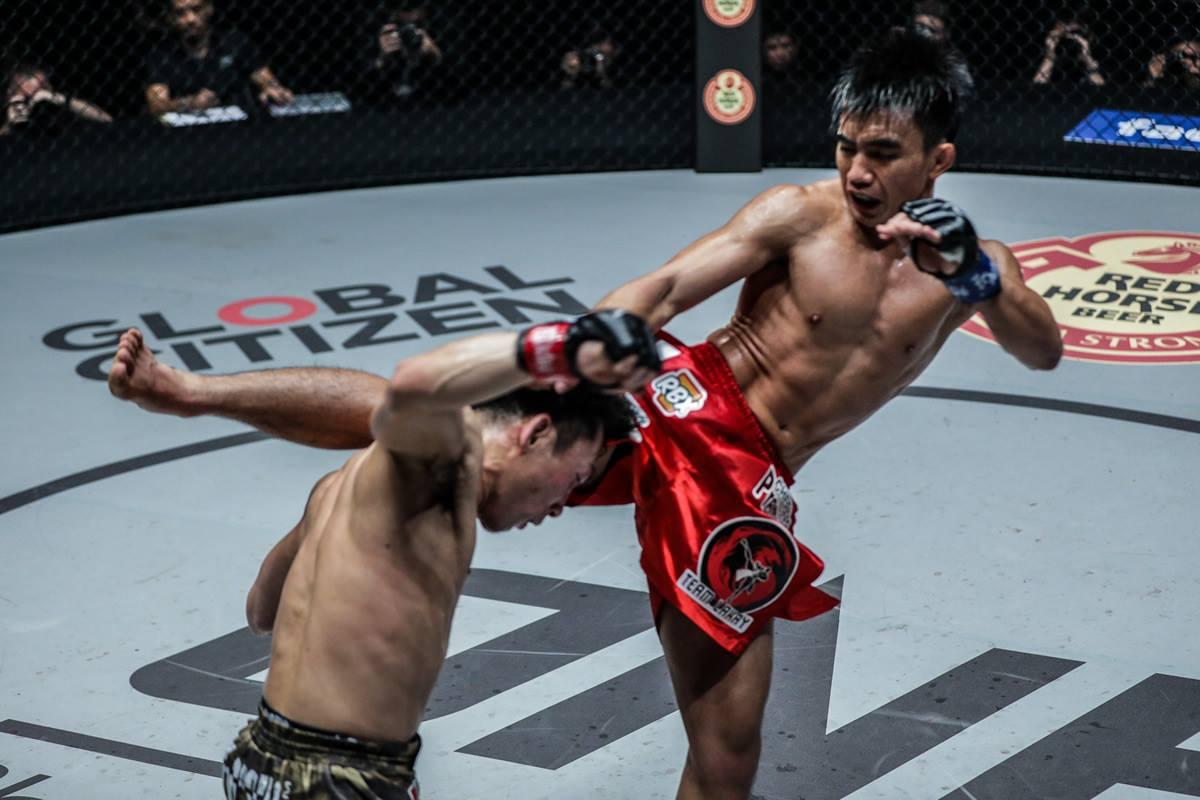Joshua Pacio regains ONE Strawweight belt by knockout of Yosuke Saruta