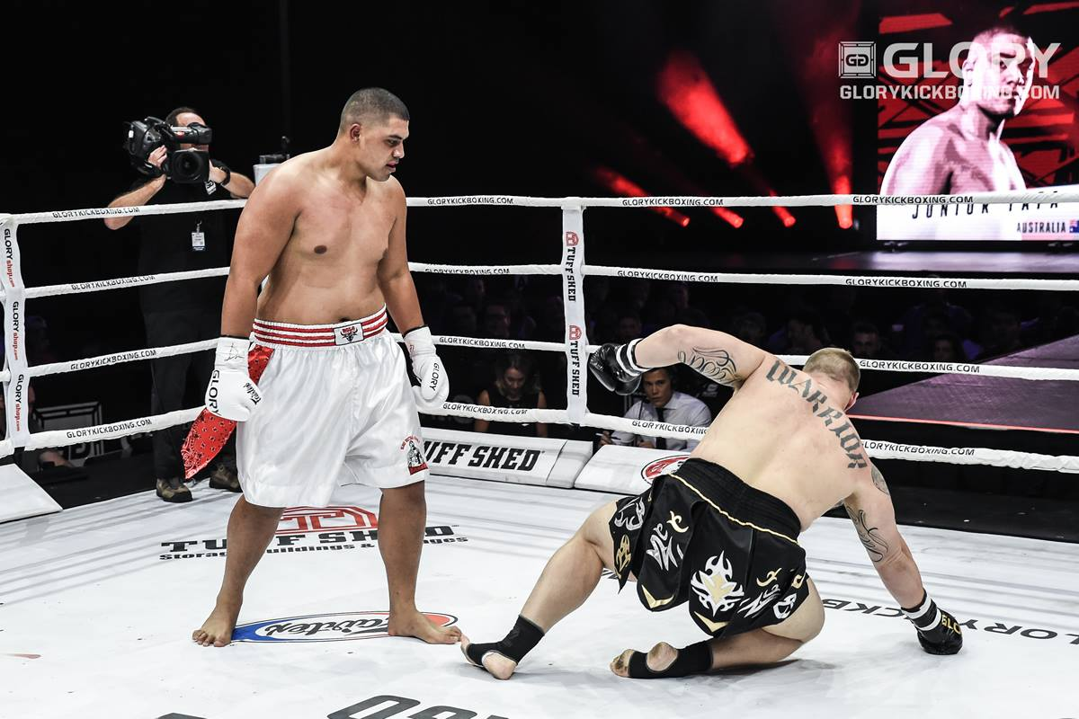 fd1c010c35c2 Junior Tafa vs. Cihad Kepenek added to GLORY 65 fight card - FIGHTMAG