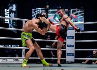 Nong-O Gaiyanghadao vs Hiroaki Suzuki headlines ONE: Warriors of Light