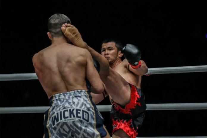Nong-o Gaiyanghadao defends ONE Bantamweight title against Hiroaki Suzuki