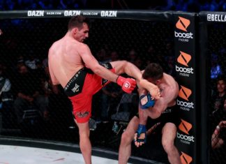 Bellator 220 Rory MacDonald vs Jon Fitch results in majority draw