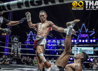 Saenchai vs Maksim Manafov headlines Thai Fight Samui