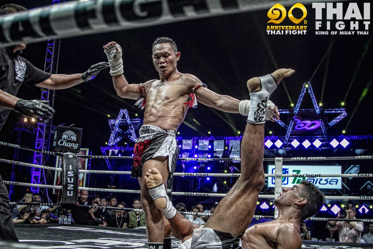 Thai Fight Samui features 9-fight bill headlined by Saenchai