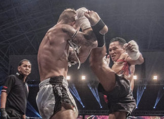 Saenchai headlines Thai Fight Samui 2019