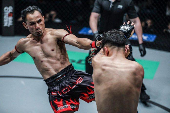 Sam-a Gaiyanghadao vs. Jonathan Haggerty headlines ONE: For Honor