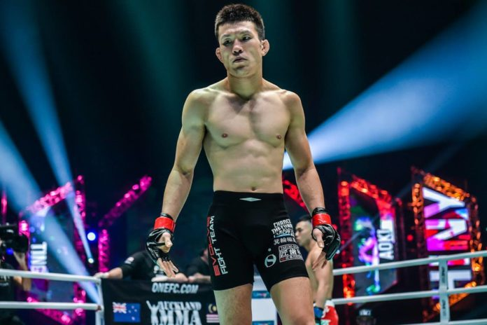 Shinya Aoki vs Christian Lee headlines ONE Championship Enter the Dragon