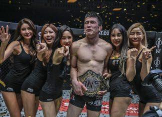 Shinya Aoki defeats Eduard Folayang at ONE A New Era