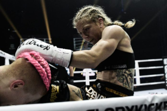 Sofia Olofsson vs Christi Brereton kicks off GLORY 65 SuperFight Series