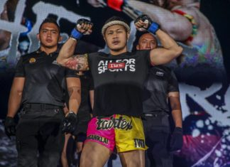 Yodsanklai Fairtex vs Giorgio Petrosyan possible in the final of ONE Featherweight Kickboxing World Grand Prix