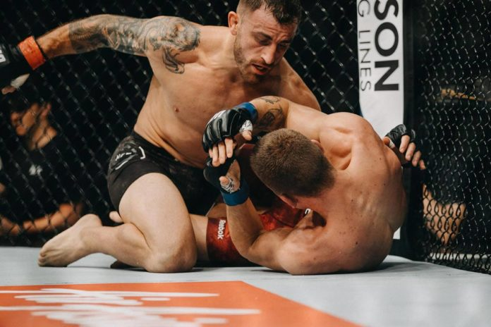 Alexander Volkanovski to challenge Max Holloway for UFC Featherweight title