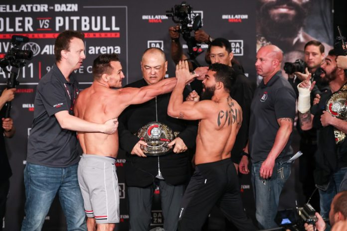 Bellator 221: Michael Chandler vs Patricio Pitbull