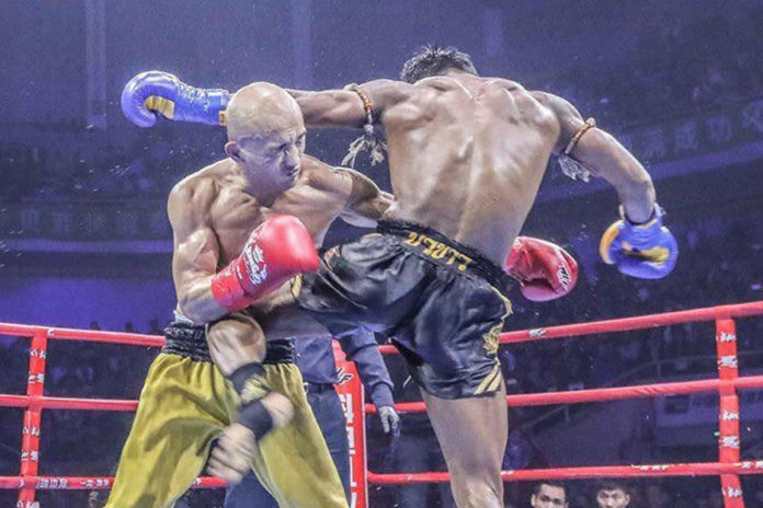 Buakaw Banchamek vs Yi Long 3 scheduled for November 2, 2019