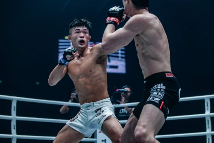 ONE Enter the Dragon results: Lee, Eersel claim titles