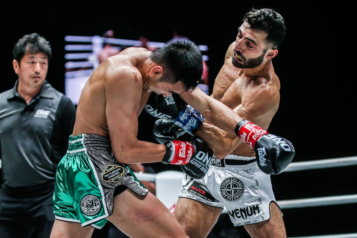 Giorgio Petrosyan and Petchmorrakot Petchyindee expected to square off in a rematch