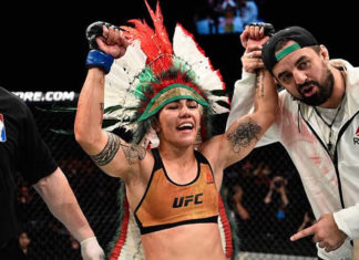 UFC 237: Jessica Andrade becomes new women's strawweight champion by KO against Rose Namajunas