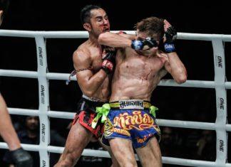Jonathan Haggerty defeats Sam-A Gaiyanghadao at ONE: For Honor