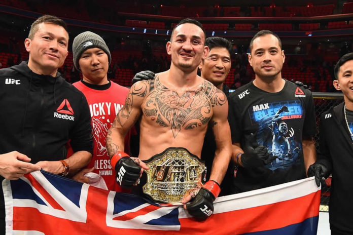 Max Holloway vs Frankie Edgar headlines UFC 240