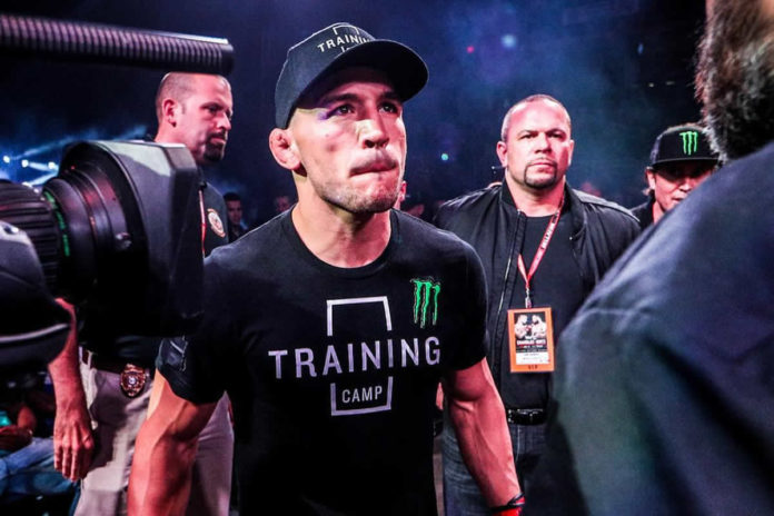 Michael Chandler vs Patricio Pitbull headlines Bellator 221