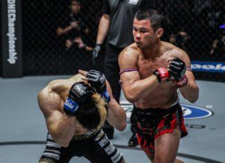 Nong-O Gaiyanghadao defeats Hiroaki Suzuki at ONE Warriors of Light