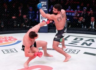 Bellator 221: Patricio Pitbull defeats Michael Chandler