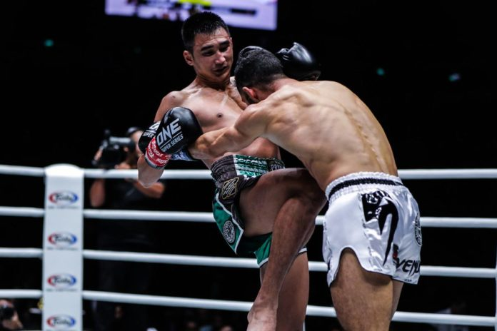 Petchmorrakot Petchyindee withdraws from ONE Kickboxing World Grand Prix