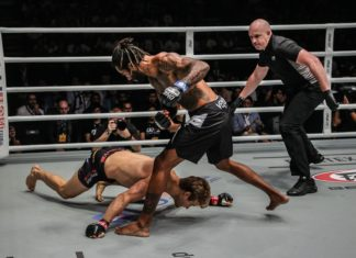 Cosmo Alexandre stops Sage Northcutt with one punch