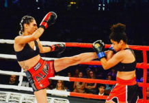 Aline Pereira joins GLORY Kickboxing