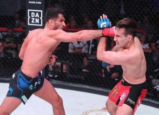 Mousasi vs Lovato Jr headlines Bellator London fight card