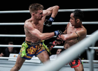 Jonathan Haggerty defends ONE Flyweight Muay Thai title against Rodtang Jitmuangnon