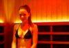 Infrared Sauna - Behind the Scenes with Lilian Dikmans