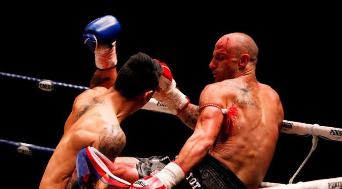 Muay Thai Fight Night Total Carnage 2
