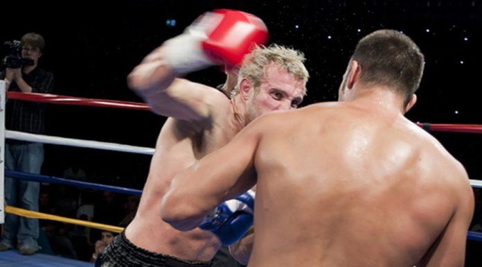 Domination Muay Thai 5: Nathan Corbett vs Pavel Zhuravlev