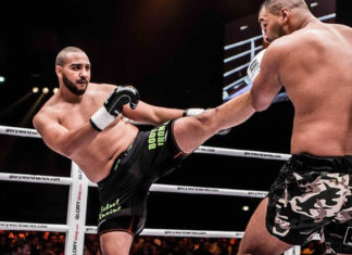 GLORY 66 fight card finalized