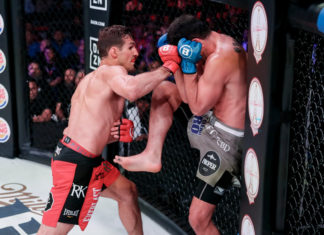 Bellator 222: Rory MacDonald scores a unanimous decision against Neiman Gracie