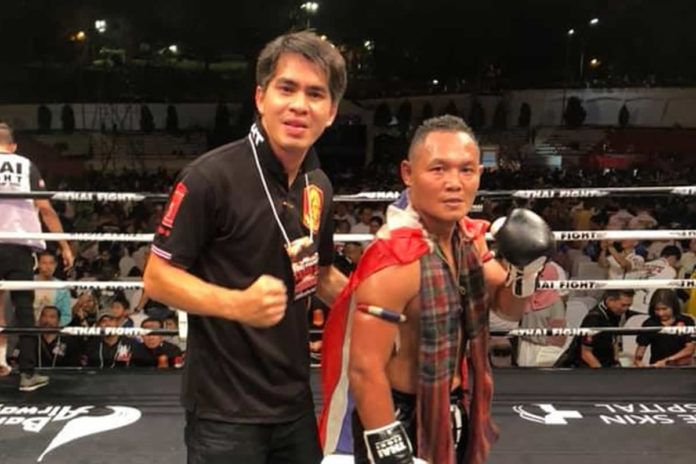 Saenchai victorious at Thai Fight Betong