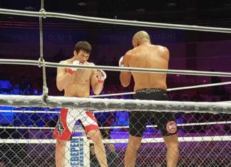 M-1 Challenge 102: Shavkat Rakhnonov defends welterweight title against Tiago Varejao Lacerda