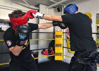 There are 3 types of sparring in boxing