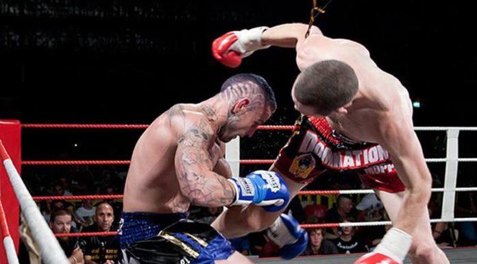 Domination Muay Thai 6