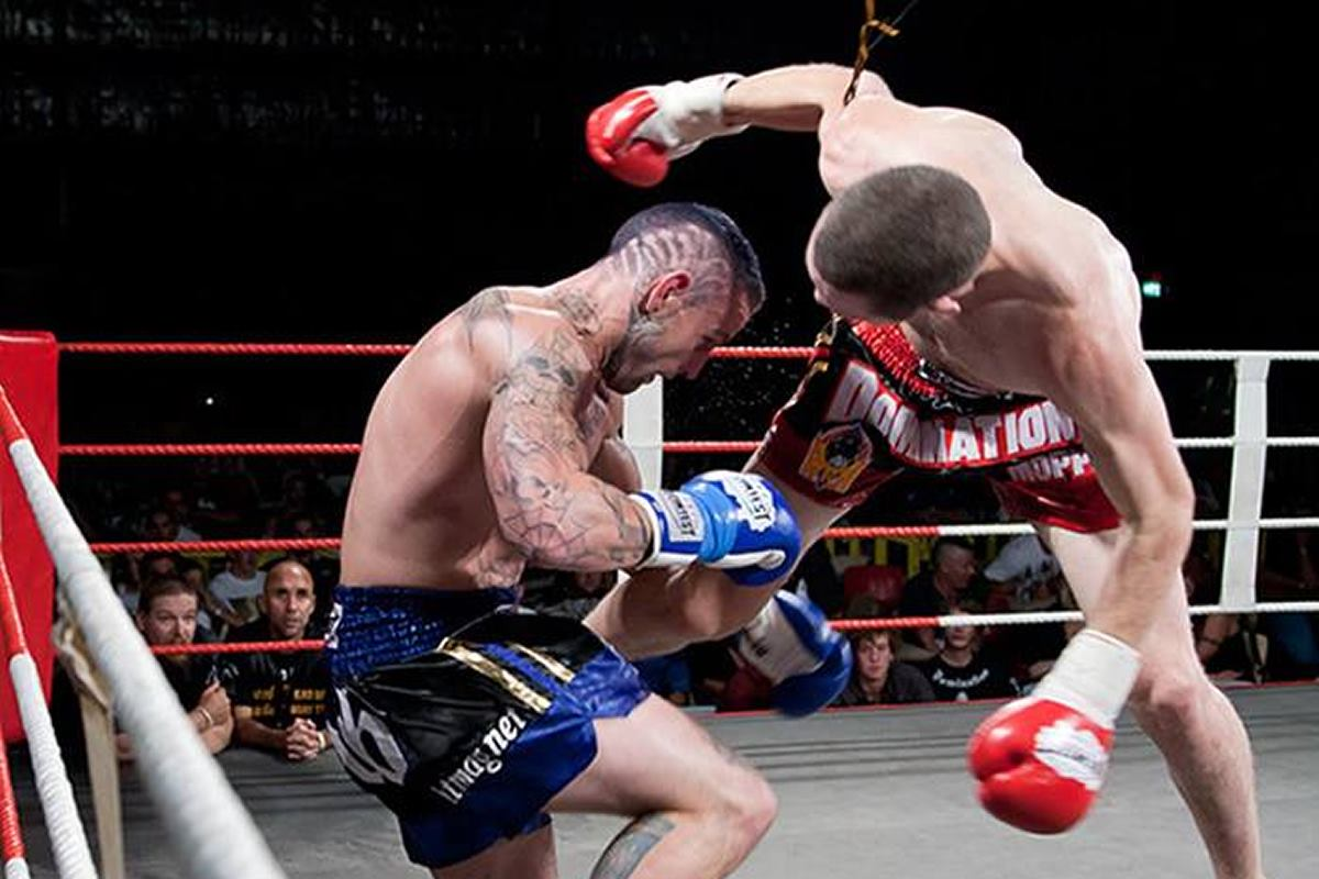 Throwback Muay Thai: Domination 6 – Full Event Video