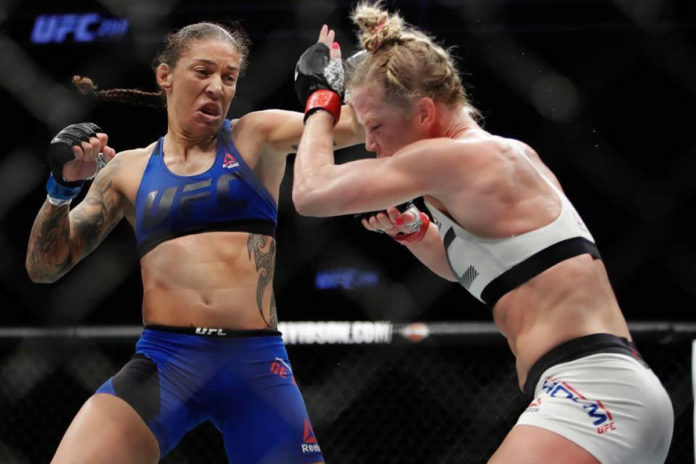 Germaine de Randamie contre Aspen Ladd à la une de l'UFC Fight Night 155