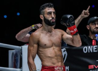 Giorgio Petrosyan faces Jo Nattawut in rematch at ONE Dreams of Gold in Bangkok