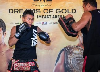 Jo Nattawut faces Giorgio Petrosyan in rematch