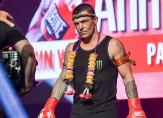 John Wayne Parr to face Anthony Mundine