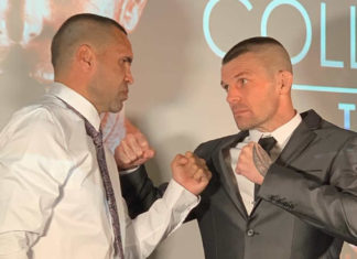 John Wayne Parr vs Anthony Mundine fight date set